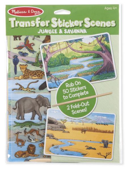 kids gifts under R100 sticker set
