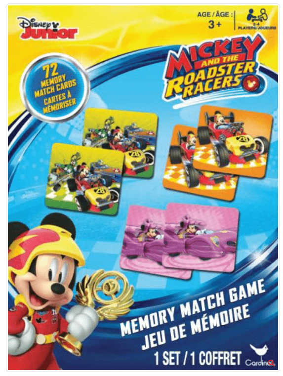 christmas gifts for under R100 mickey mouse game