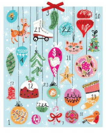 ornament advent calendar for kids south africa 2020