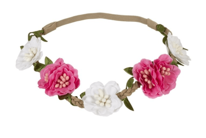 gifts for kids under R100 flower headband