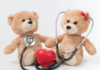 teddy bears with a stethoscope