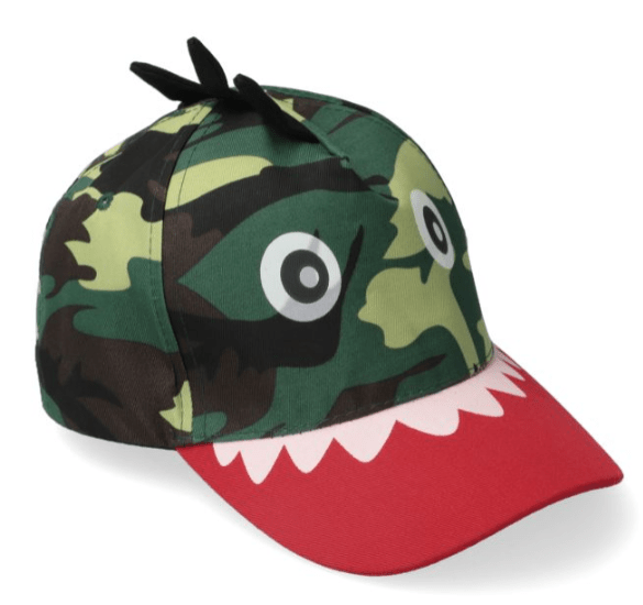 christmas gifts for kids under R400 dinosaur cap