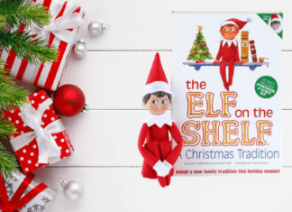 elf on the shelf south africa