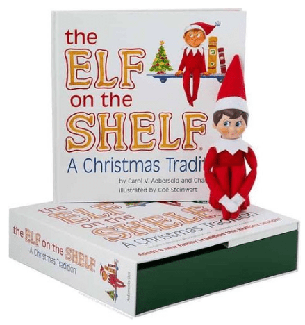 elf on the shelf south africa loot