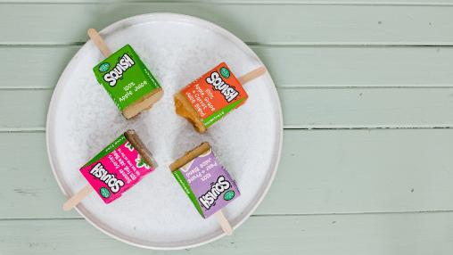 squish recipe frozen juice box