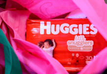 Huggies Little Snugglers nappies