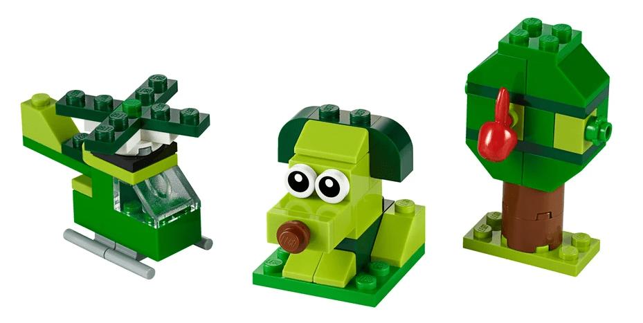 gifts for kids under R100 lego green bricks