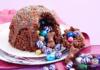 chocolate smash cake recipe with rice krispies