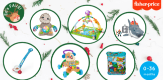 Fisher Price gift guide