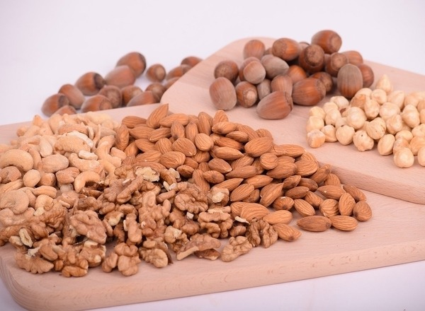 nuts as a source of protein during pregnancy