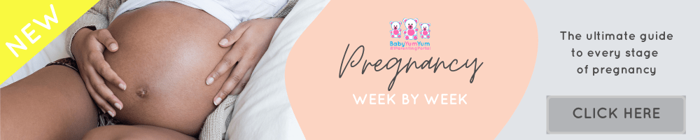 Pregnancy week by week (3)