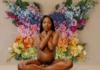 celebrity maternity photo shoots takkies