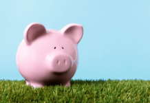 Old Mutual: 10 ways to save money in a pandemic: piggy bank