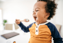 How do you know if your child is eating enough or if they are eating too much