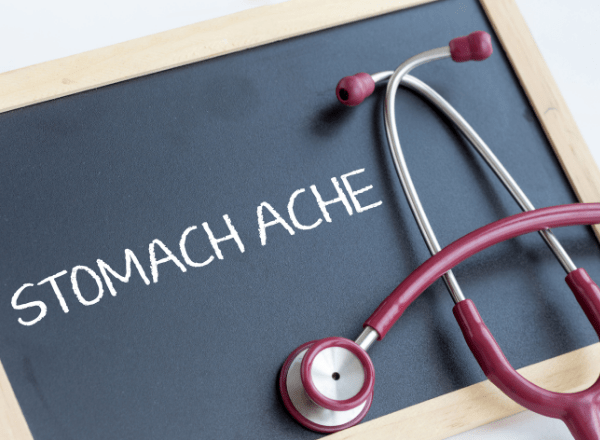 stomach ache: diarrhea and vomiting in children and babies