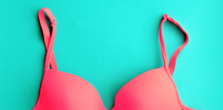 Do you really need to buy a nursing or breast feeding bra and how to choose the right one: pink bra