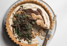 peppermint crisp tart: best south african dessert recipes