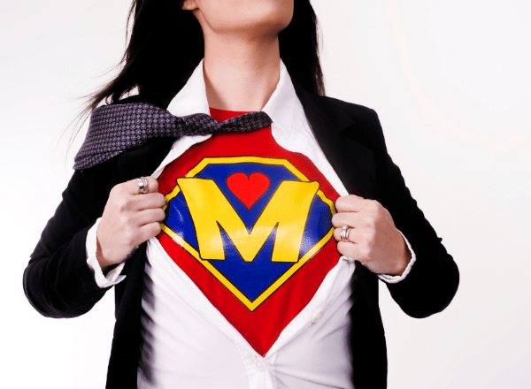 supermom: mom as a superhero: these are the super powers you get immediately when you become a mom