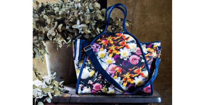 Lily Rose Collection Abundance bag