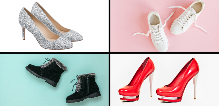 Lily Rose Collection pick a pair of shoes
