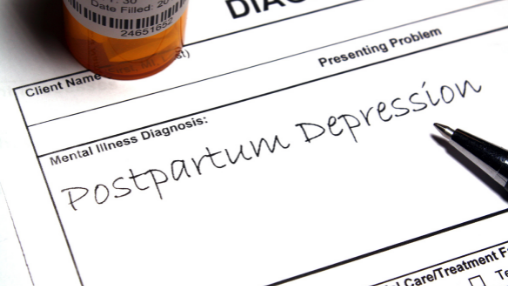postnatal depression diagnosis: causes symptoms and who is at risk