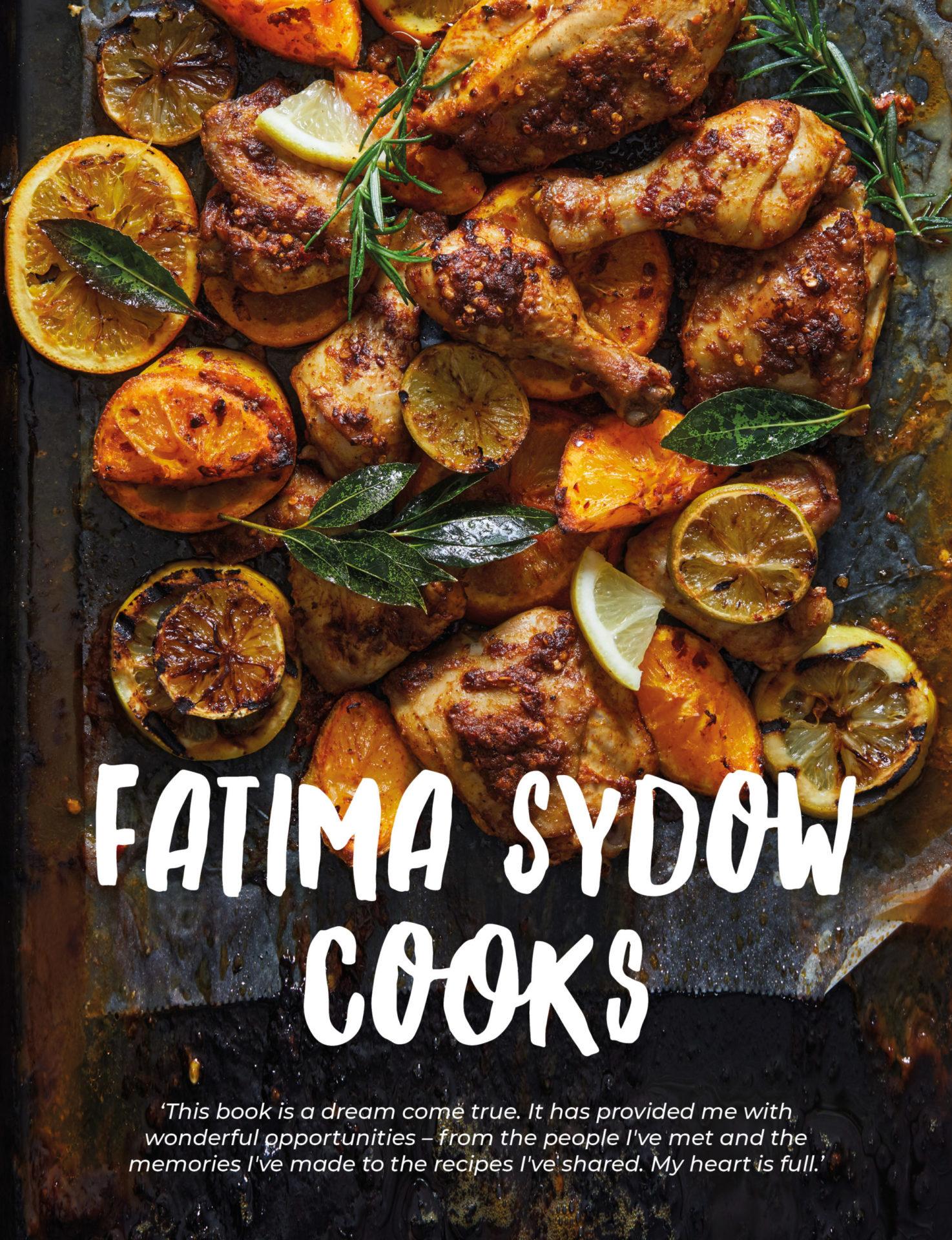 Fatima Sydow Cooks cookbook