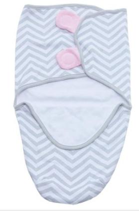 George & Mason Baby Swaddle Wrap