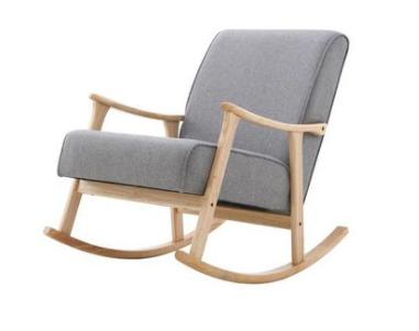 George & Mason baby waterproof rocking chair