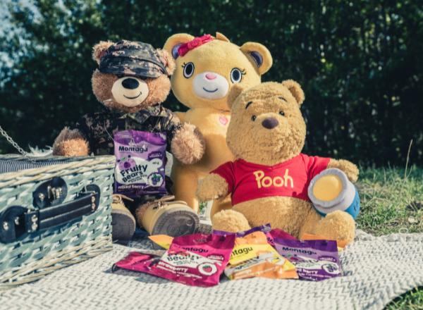 Montagu snacks teddy bears picnic