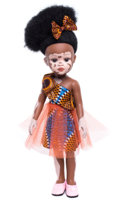 The Sibahle Collection doll
