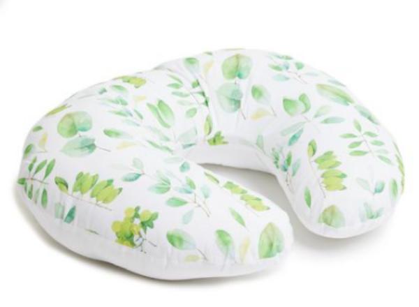 george and mason snuggle pillow foliage
