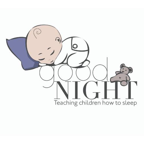 GoodNight - Teaching children how to sleep logo