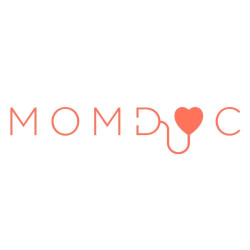 Mom Doc logo