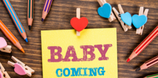 baby coming soon sign: natural ways to induce labour