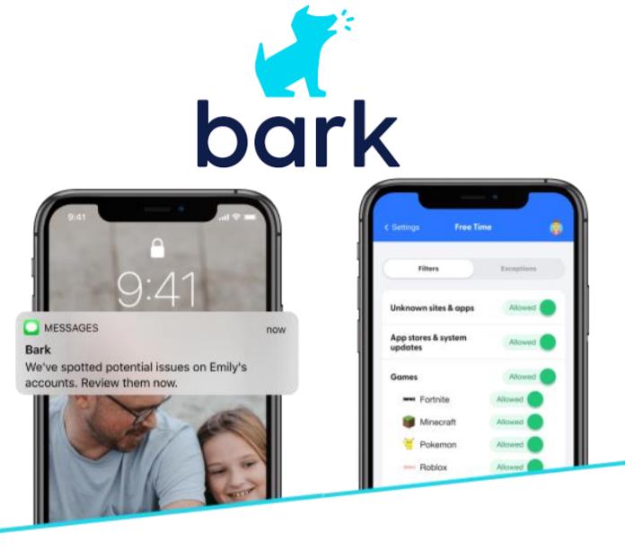 bark parental controls: keeping kids safe online