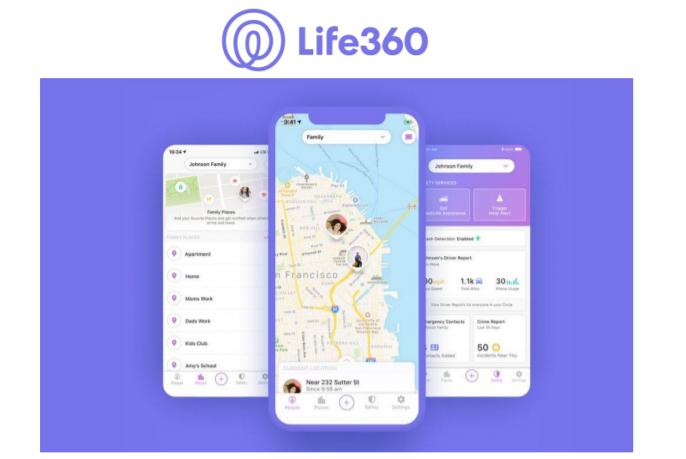 Life360 parental control: keeping kids safe online