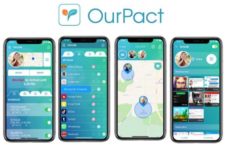 OnePact parental controls: keeping kids safe online