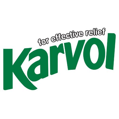 Karvol logo