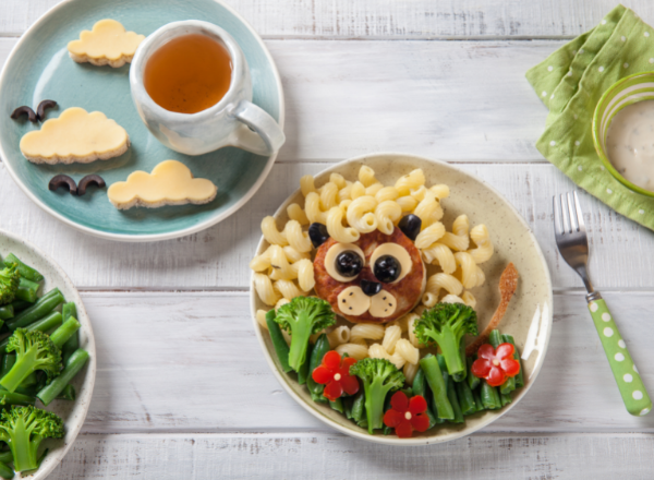 toddler plate: ways to help your child develop a positive relationship with food