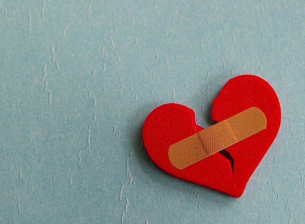 broken heart plaster: why do people cheat and does it mean the end of the relationship