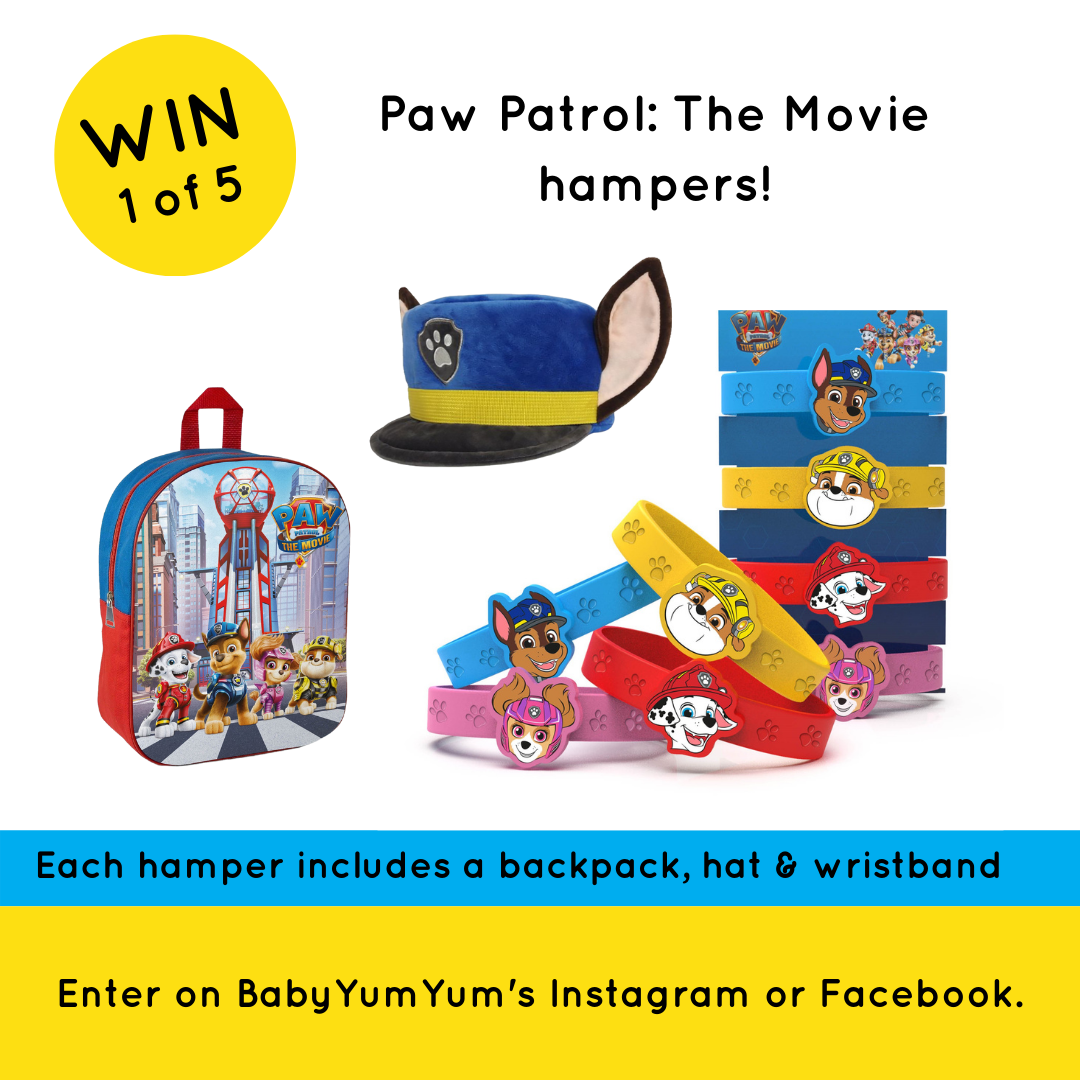 Paw patrol competition