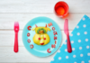 childs plate of food: easy ways to get your child to eat more fruit and vegetables