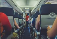 plane seats people occupied hostess explain: best airlines for kids