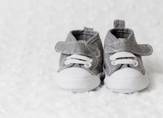baby shoes: pregnancy after a miscarriage